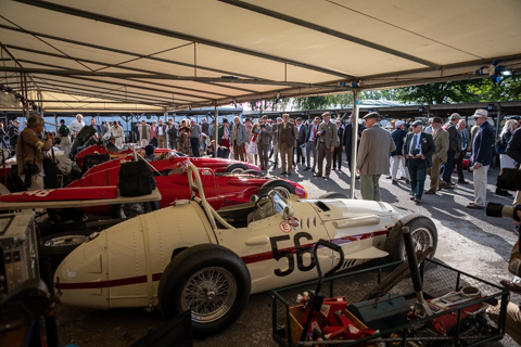 Goodwood Revival Autosport Bob-85