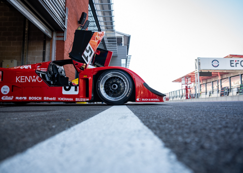 SPA CLASSIC  Autosport BVDW-28