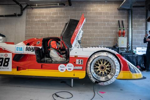 SPA CLASSIC  Autosport BVDW-30