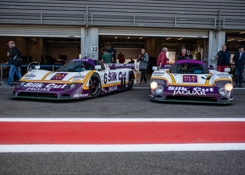 SPA CLASSIC  Autosport BVDW-31