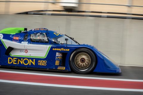 SPA CLASSIC  Autosport BVDW-32