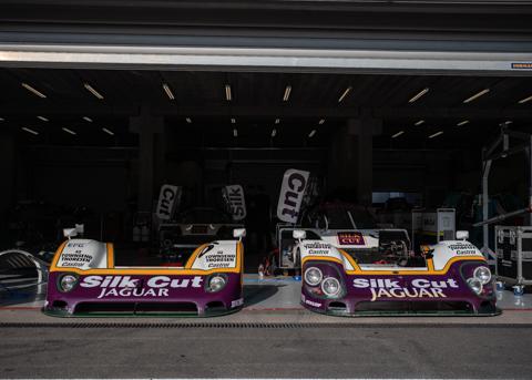 SPA CLASSIC  Autosport BVDW-4