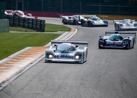 SPA CLASSIC  Autosport BVDW-46