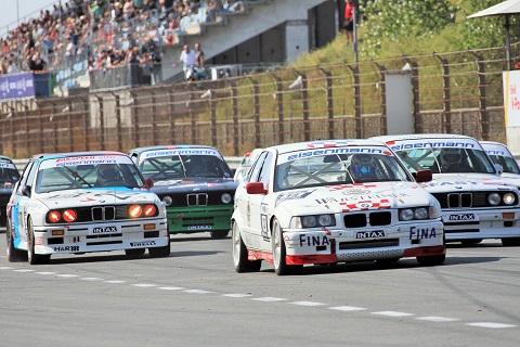 TC BMW duels