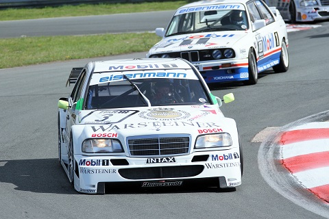 TC Winnende Mercedes