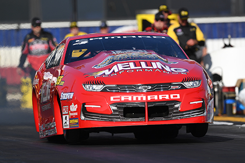 2019 Erica Enders Action