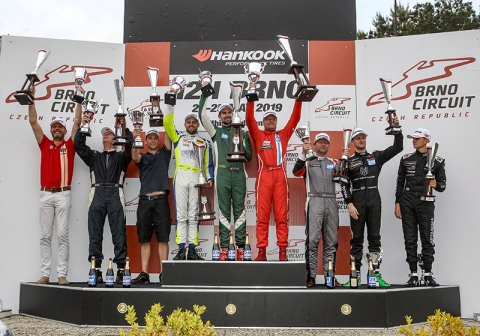 Overall Podium TCE Hankook 12H BRNO 800px