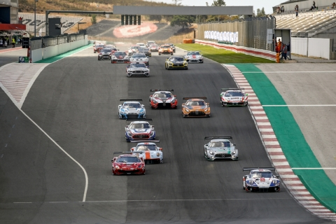 Start Hankook 24H PORTIMAO 2019 800pix