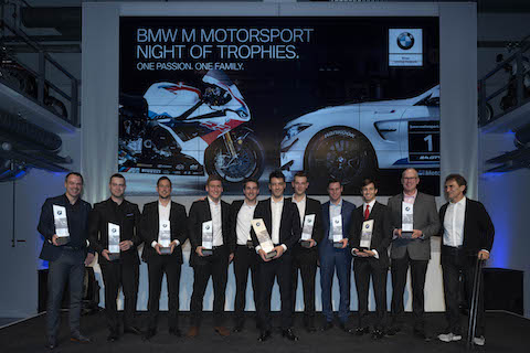 191207 BMW Sports Trophy opening