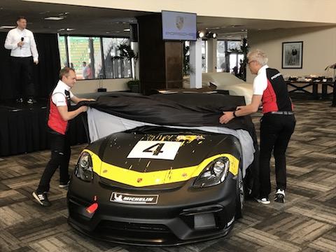 Terugblik Januari Porsche