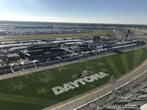 Terugblik februari Daytona