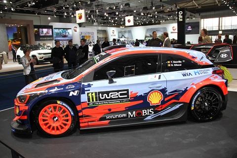 2019 WRC Hyundai i20 WRC