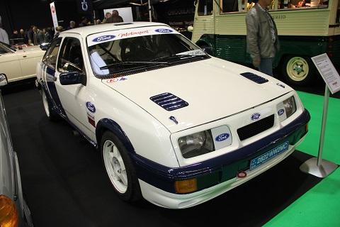 2018 Sierra Cosworth 89