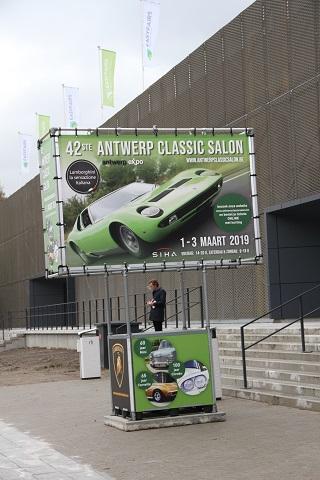 2019 Entree Antwerp Expo