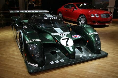 2019 2003 Le Mans winnende bolide