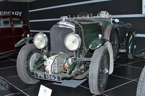 2019 Bentley 1929