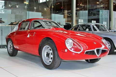 2019 Alfa Romeo TZ