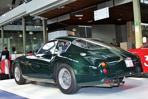 2019 DB4 Zagato 1960 2