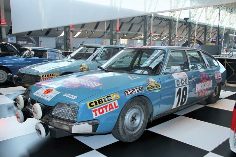 2019 Citroen Rallye Marokko 75