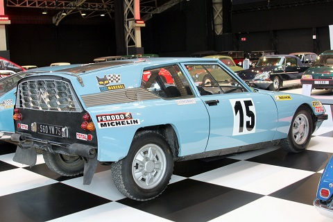 2019 Citroen SM 1971