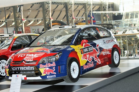 2019 WRC C4