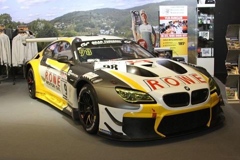 2018 ROWE BMW M6