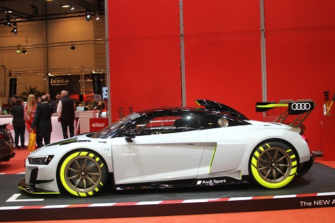 2019 Audi GT3