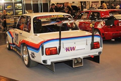 2019 BMW 2002 Heuvelklims