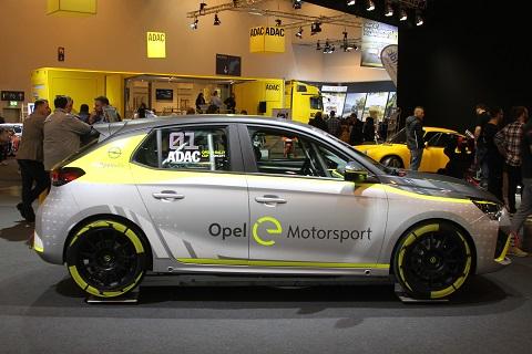 2019 Elektrische Opel