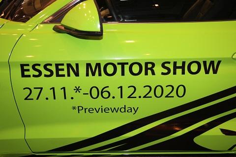 2019 Essen Motor Show 2020