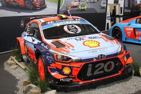 2019 Rallyekampioen