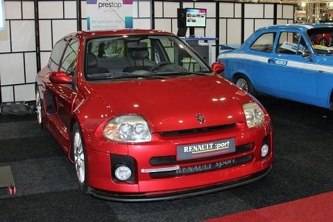2019 Clio V6
