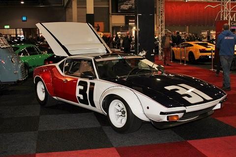 2019 De Tomaso Gr 4 Fabrieksauto 1972
