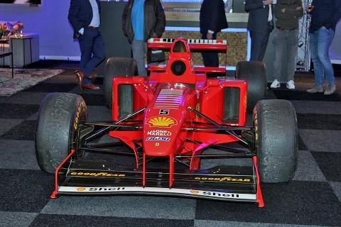 2019 Schumacher Ferrari 1997