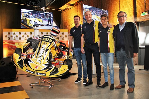 2019 Kart Junior Team 2
