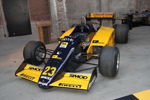 2019 Minardi 1985