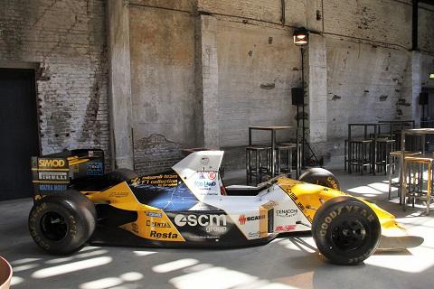 2019 Minardi 1989