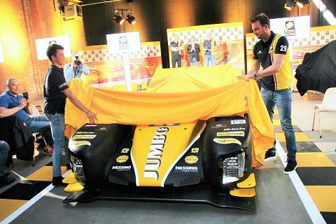 2019 Onthulling Le Mans Kleuren 1