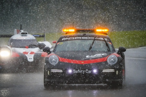 190504 WEC Safety car