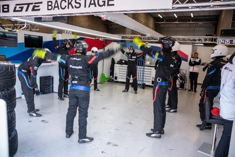 WEC SPA 2019 Autosport BVDW-13