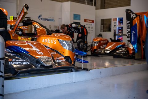 WEC SPA 2019 Autosport BVDW-19