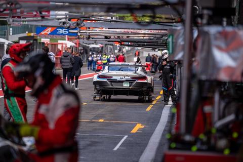 WEC SPA 2019 Autosport BVDW-22