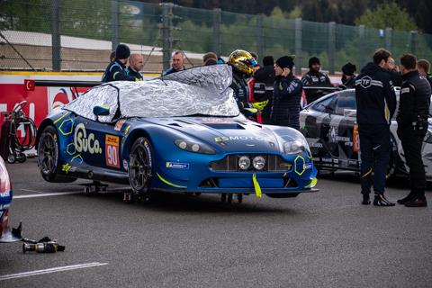 WEC SPA 2019 Autosport BVDW-26