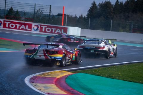 WEC SPA 2019 Autosport BVDW-42