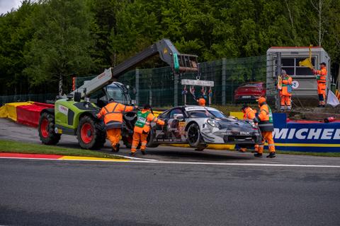 WEC SPA 2019 Autosport BVDW-58