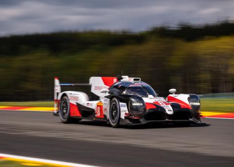 WEC SPA 2019 Autosport BVDW-60