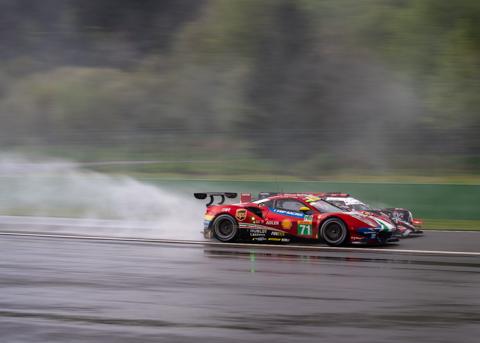 WEC SPA 2019 Autosport BVDW-75