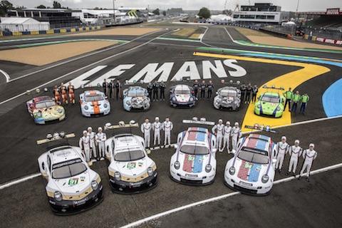 190614 Porsche lineup