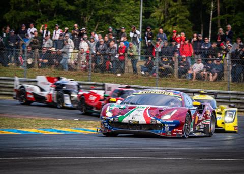 Bvdw Le Mans 2019 Autosport middag avond-12