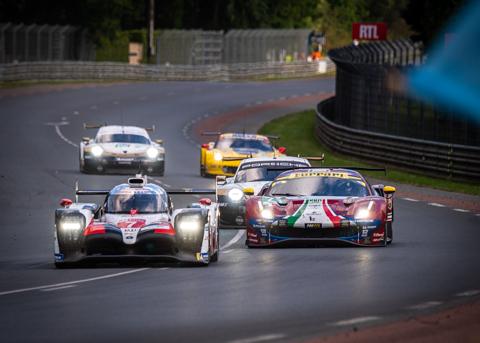 Bvdw Le Mans 2019 Autosport middag avond-7